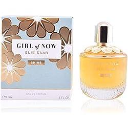 Elie Saab Girl of Now Shine Eau de parfum pour Femme, 90 ml