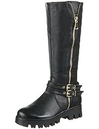 6eefa6a54b51 Suchergebnis auf Amazon.de für  chelsea boots damen - Schnalle ...