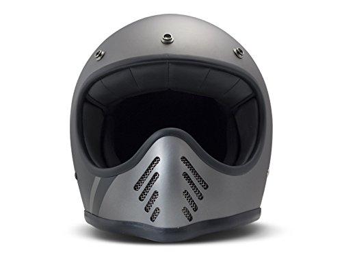 DMD Casco Moto, Seventyfive Shadow Black
