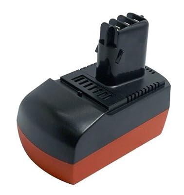 NiCd 14,40V 2000mAh Ersatz Akku für METABO SBZ14.4 Impuls, ULA9.6-18,6.25475, 6.25476