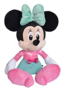 Disney 6315876779 - Peluche, Color Azul y Rosa