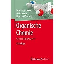 Organische Chemie (Springer-Lehrbuch)