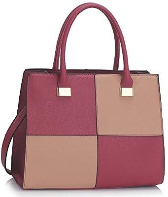 LeahWard créateur de mode dames grande qualité Sacs à main Chic CWS00153L CWS00153M