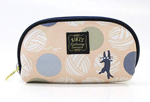 Movic Studio Ghibli Kiki 1117-4 - Bolsa de tela para cosméticos