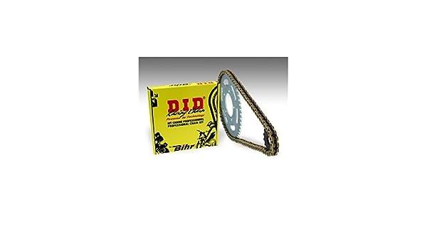 Compatible avec 500 CB-94//03-KIT CHAINE 15//40-D.I.D RENFORCE-481728
