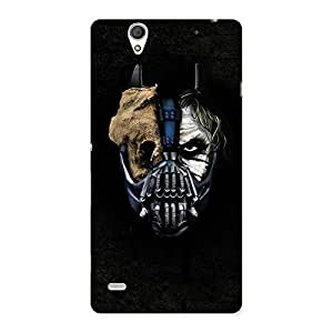 Face of Mutant Back Case Cover for Sony Xperia C4