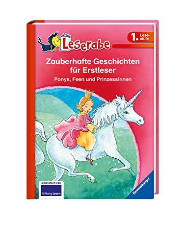 ten für Erstleser. Ponys, Feen und Prinzessinnen (Leserabe - Sonderausgaben) ()