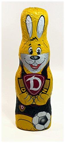 Osterhase FC Dynamo Dresden / SGD - 150g Schokolade - Schokoladenosterhase