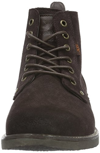 XTI Herren 45705 Chelsea Boots Braun (Brown)