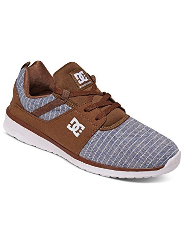 Sneaker Herren Sneakers Dc Heathrow Lx Marinha / Chocolate Dk