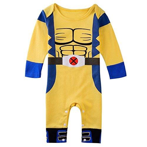 Wolverine-inspiriertes Säuglings -