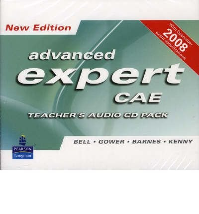 CAE Expert: CD 1-4 (Expert) (CD-Audio) - Common