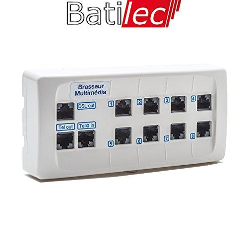 Batilec - Brasseur 8 RJ45