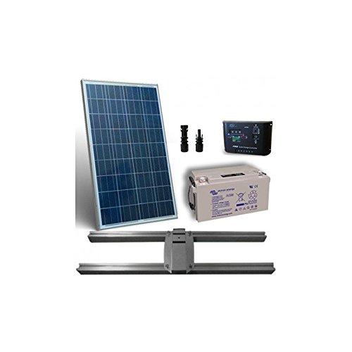 """El """"kit solar lux"""" es ideal para quien necesita de beneficiarse de la energía eléctrica, sobre todo en las zonas no aún sirven por la red eléctrica (en la calle, en el campo, en la montaña).   El """"kit solar lux"""" incluye el panel solar, el regulador d..."""