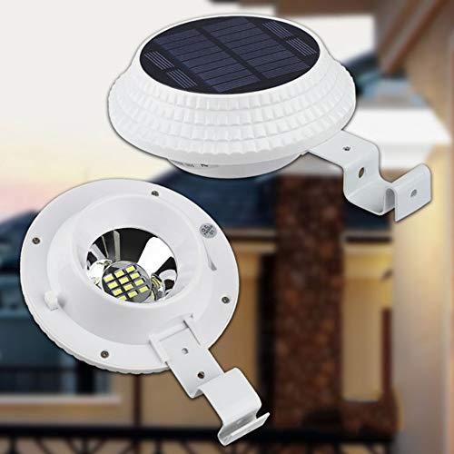 QTRT Solar Licht Im Freien Wasserdichte Beleuchtung Lichtsteuerung Menschlicher Körper Induktion Traufe Wandleuchte Hausgarten Straßenlaterne, Dekorative Beleuchtung Projektoren Taschenlampen, Landsch