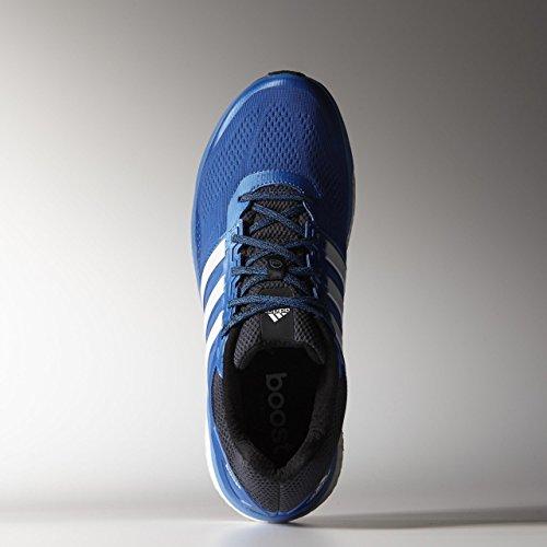 Adidas B36000, Herren Laufschuhe Blau