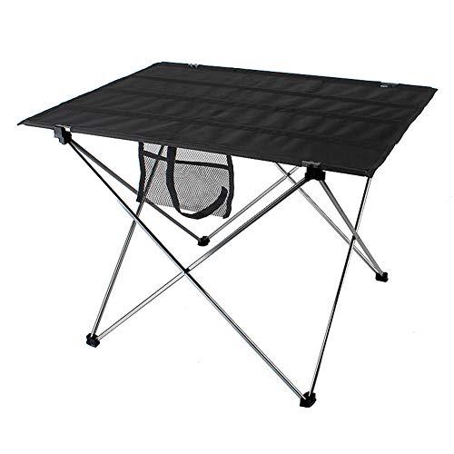 koiry Outdoor-Reise-Klapptisch Ultraleichter Aluminiumlegierungs-Struktur-tragbarer kampierender Faltbarer Picknicktisch