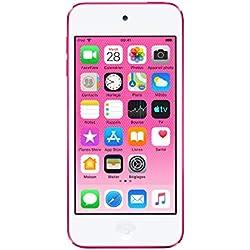 Apple iPod touch (128Go) - Rose (Dernier Modele)