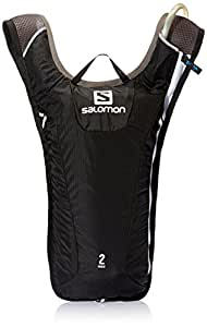 Salomon Unisex Outdoor Agile Backpack available in Black - One Size