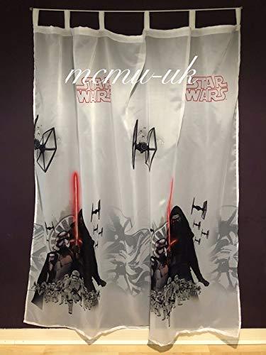 Unbekannt Cortinas Star Wars 1teil 150cm B x 157cm