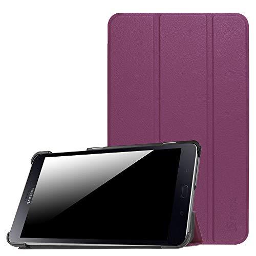 Fintie Slim Schutzhülle für Samsung Galaxy Note Pro 12,2und Tab Pro 12.2-Ultra leicht Schutzhülle Ständer Cover violett