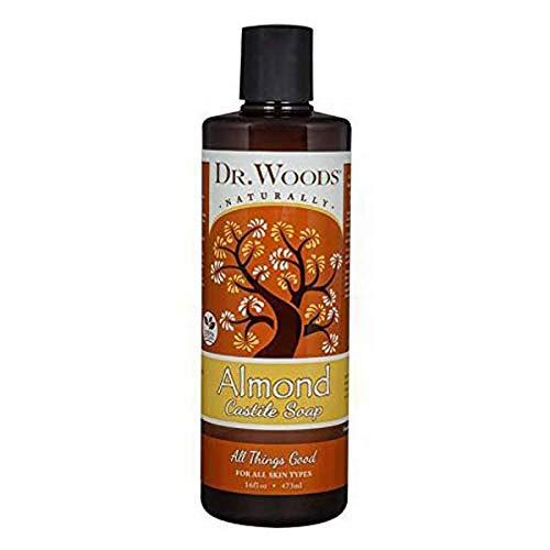 Preisvergleich Produktbild Dr. Woods Almond 473 ml (Hautpflege Reinigungsmittels)