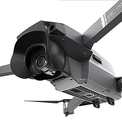JIANGfu PGY Lens Camera Protector Sun Shade Glare Shield Gimbal Shade Lens Hood Anti Flare for DJI Mavic Pro Mavic Pro