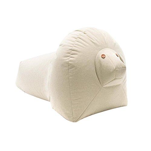 Sitting Bull - Leo - Löwe - Spieltier - Sitzsack - beige - 100 x 60 x 60 cm