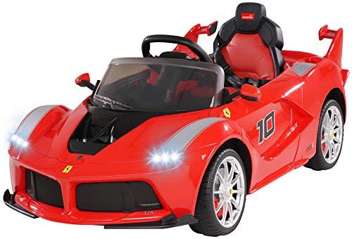 Infantil Coche Eléctrico Ferrari Laferrari Licencia Original Auto 2 X 25 Watt Motor Motor con Puertas Vehiculo Infantil Auto Coche...