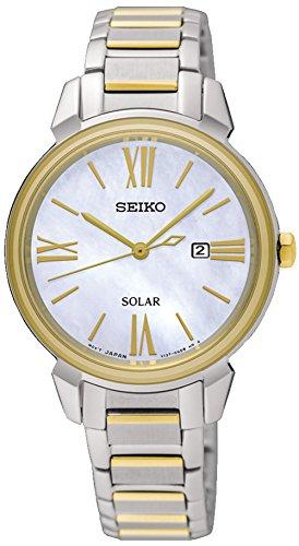 SEIKO SOLAR Dame uhren SUT324P1 - Uhr Solar Damen Seiko