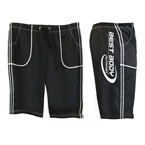 Best Body Nutrition Gym Pants Men short , S (Male Shorts Power)