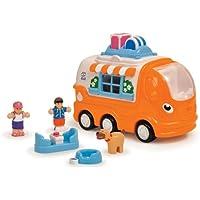 Wow Toys - 60/10317 - Jouet de Premier Âge - Tom Le Camping Car