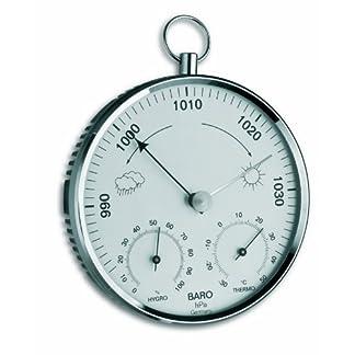 TFA 20.3006.42 – Termómetro, higrómetro y barómetro