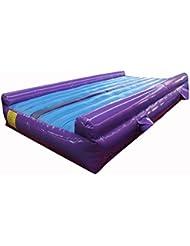 Ibigbean Matelas gonflable pour piste de gymnastique -3m de Large, 50cm de haut PVC