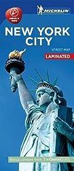 New York - Michelin City Map 9204: Laminated City Plan (Michelin City Plans)