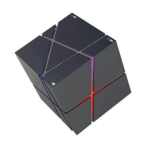 LED Linterna El Cubo Rubik Llamar Calidad Sonido HD