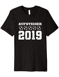 Aufsteiger 2019 Shirt | Aufstieg Meister Fussball Geschenk