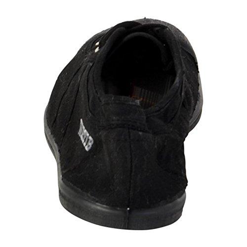 Basket Wati B Homme Kara Cop Noir Mono Noir