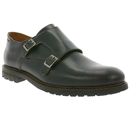 Marc Shoes Brentwood, Mocassins Homme Gris - Grau (anthrazit 00093)