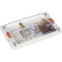 Dürasol Ampullenspender, für 30 Ampullen, Kunststoff, klarer Deckel preisvergleich bei billige-tabletten.eu