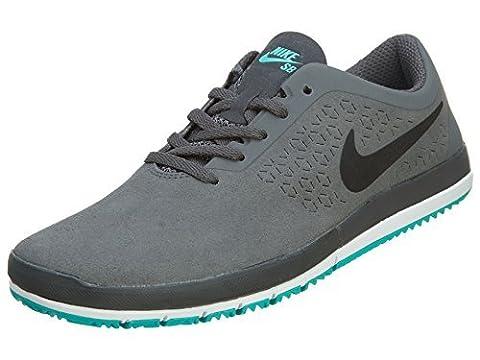 Nike Free Sb Nano 724941-001 Herren Schuhe, Dark Grey/Black-Lt Retro-White, 40 EU