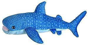 Wild Republic- Living Ocean Mini Peluche Ballena Azul, Juguete Relleno, 40 cm, (23477)