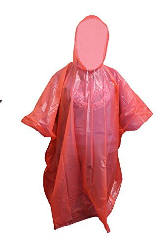Rothco - Manteau imperméable - Femme red