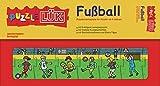 PuzzleLÜK / Puzzle-Lernspiele: PuzzleLÜK: Fußball: Puzzle-Lernspiele