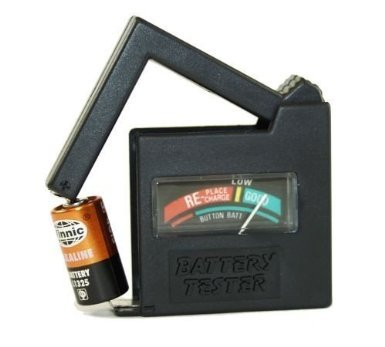 Unbekannt Battery tester Lot de 5
