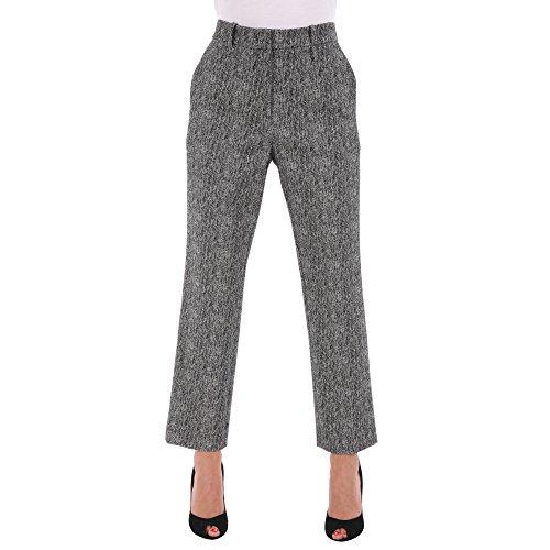 Pantalone Pinko Miranda Bianco Nero