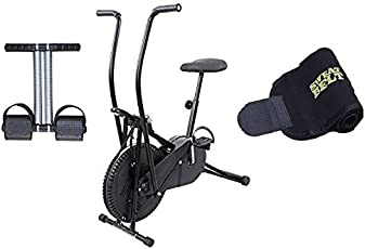 Lifeline Exercise Air Bike For Weight Loss At Home