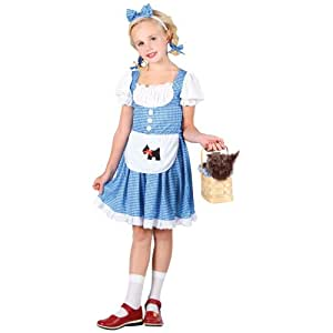 Storybook Dorothy Kids Costume - Size: 3-4 Years