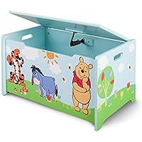 Preisvergleich für Winnie the Pooh Spielzeugtruhe (Blau)
