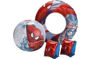 Disney Spider-Man Swim and Inflatable Set